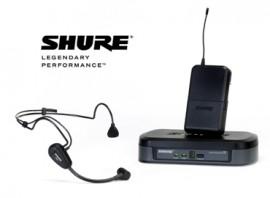 Micrófono Inalámbrico Shure BLX14/P31  (de Vincha)